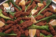 5 Dakikada Etsiz Çiğ Köfte (Blender İle) Tarifi nasıl yapılır? 279 kişinin defterindeki bu tarifin resimli anlatımı ve deneyenlerin fotoğrafları burada. Yazar: Ayşe'nin mutfağı Best Beauty Tips, Turkish Recipes, What To Cook, Down Hairstyles, Travel Size Products, Macarons, Green Beans, Food And Drink, Vegetables