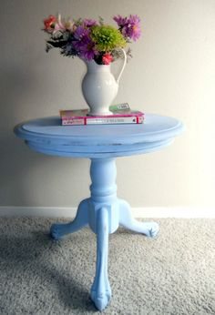 my bedside table needs a refinish!! ....and my livingroom sidetable boxes