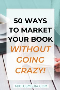 Step-by-Step strategy and approach to help remove the stress of book marketing for authors.