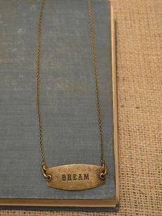 """Lenny & Eva 18"""" Brass Necklace Chain $17.00"""