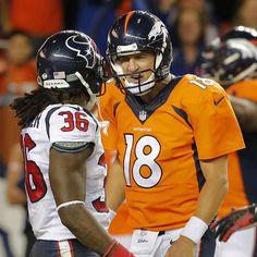 Peyton Manning es multado por insultar a rival