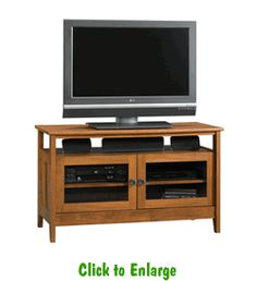 August Hill Panel TV Stand at Furniture Warehouse | The $399 Sofa Store | Nashville, TN