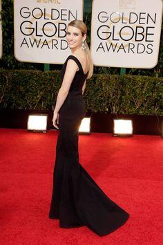 Best Dressed of the Golden Globes 2014: The Top 10 Looks  Read more: Top 10 Looks Golden Globes 2014 - Best Red-Carpet Dresses Golden Globes 2014 - ELLE  Follow us: @ElleMagazine on Twitter   ellemagazine on Facebook  Visit us at ELLE.com