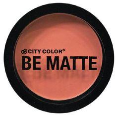 Be Matte Blush- Fresh Melon by City Color