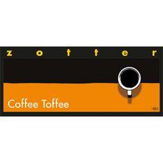 zotter Schokoladen Manufaktur: Coffee Toffee
