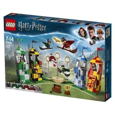 LEGO® Harry Potter 75956 Le match de Quidditch™