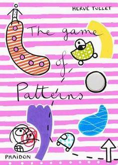 The Game of Patterns - Herve Tulet: Varsta 0+: Bebelusii pot studia linii, forme si culori ale imaginilor. Par identice, insa au numeroase difrente, mereu o provocare, pentru copii si parinti, descoperirea formelor cunoscute sub alt invelis. Simple si sofisticate, caritle lui Tuillet sunt provocari.