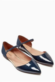 Mary Jane Points (357335G31) | £26
