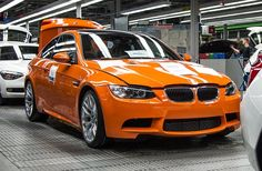 This is the final BMW M3 Coupe