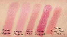 Chanel Rouge Allure Rouge Allure in Radieuse Swatches, Comparisons, and Review