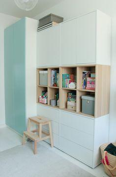 Ikea Kids Room, Kids Bedroom, Kids Room Design, Home Room Design, Ikea Eket, Girl Bedroom Designs, Fashion Room, Home Living Room, Girl Room