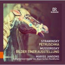 BR-KLASSIK – Strawinsky: Petruschka / Mussorgsky: Bilder einer Ausstellung