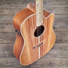 """""""The Cole Clark Australian Eco Series! 100% sustainable timbers at no additional cost. #eco #sustainability #environment #thinkgreen This is the Fat Lady…"""""""