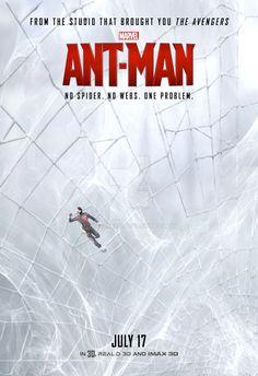 Ant-Man Poster (Spider-Man) by tclarke597 on DeviantArt  -   #antman #kurttasche #marvelmovies