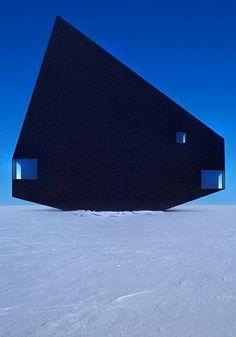 fictional architecture series Bildbauten BY Philipp Schaerer