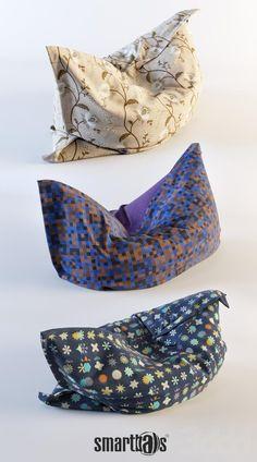 Кресло-мешок Подушка / от Smartballs.