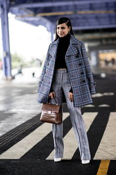 7d1612e74 101 Best Street Style Looks From New York Fashion Week Spring 2019