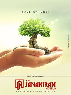 Save & Protect Our Nature...It's Our Responsible... issued by public interest...  #srijanakiram #social #message #save_nature #save_environment