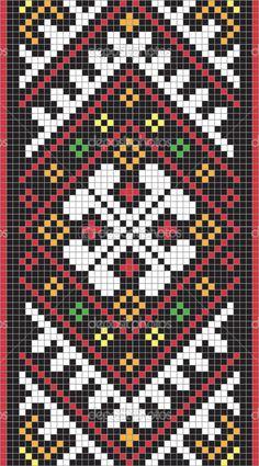 depositphotos_5290329-Ukrainian-ornament-7-vector.jpg (568×1024)