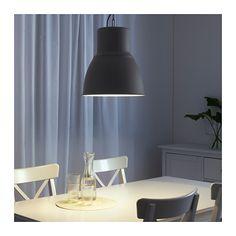 HEKTAR Hanglamp - donkergrijs - IKEA