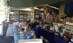 The Oldest Flea Market on Cape Cod | Dick and Ellie's