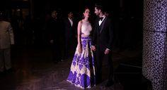 Shahid Kapoor & Mira Rajput Reception