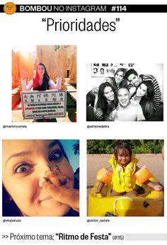 Bombou no instagram #114 - Prioridades - http://epoca.globo.com/colunas-e-blogs/bombou-na-web/noticia/2014/12/melhores-fotos-de-prioridades-no-bbombou-no-instagramb.html