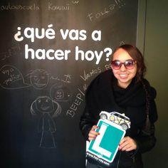 JESSICA ANDREA RODRIGUEZ!!! #hoyvoy #autoescuela #granollers