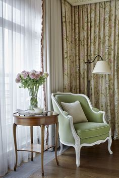 Elegant layered sheers and drapes. #sheers #drapes #curtains