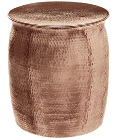 Buy Habitat Orrico Side Table - Rose Gold at Argos.co.uk - Your Online Shop for…