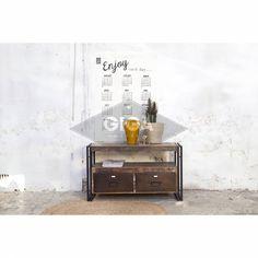 Industriele meubelen bij Giga Meubel