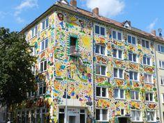 HANNOVER Vahrenwald  Michael Fischer Art Haus hanover germany