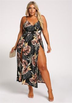 274 Best Plus Size Dresses images | Curves, Curvy women, Full figure ...