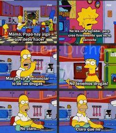 Homero Simpson..