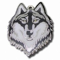 Promotional Metal Dog Tag, Available in Various Sizes and Logos, OEM Orders Welcomed