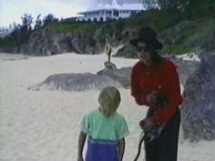 Michael Jackson - Funny Moments, Part 3