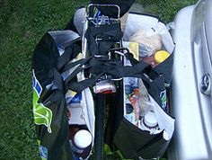 How to make Grocery Panniers for $4 - Page 3