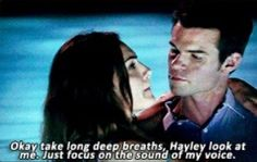 The originals | Elijah and Hayley are cute together but he's really too good for her