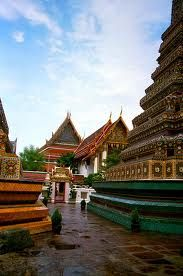 Temple of the Emerald Buddha - Thailand