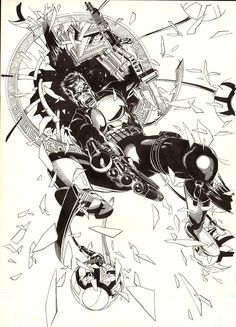 Punisher by Michael Golden