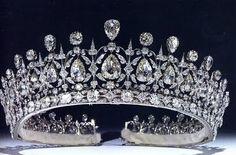 British Crown Jewels: The Fife Tiara                                                                                                                                                      More