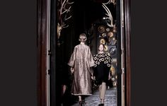 Interior Monologue - Valentino Couture A/W 2013 - Paris