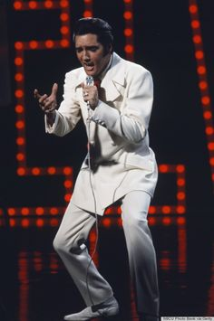 Pompadours, High-Waisted Pants And 12 More Ways Were Still Dressing Like Elvis Presley