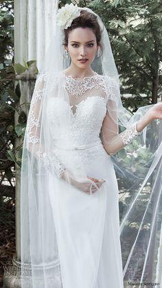 Maggie Sottero Fall 2015 Wedding Dresses | Wedding Inspirasi