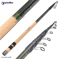 Canne GARBOLINO Trout excellence compact TRC