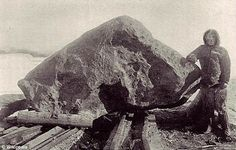Before Iron, Greenland had a 'Meteorite Age': Prehistoric Eskimos mined giant space rocks to make tools and weapons.