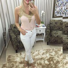 Recebemos reposição dessa blusa disponíveis em diversas cores!  Compre pelo site http://ift.tt/PYA077.  Dúvidas ou informações pelo whats 47 9953-1716.  Agende sua visita em nosso showroom em Jaraguá do Sul!