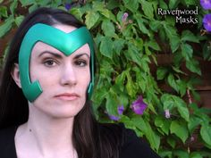 Need a mask with that superhero cosplay? Check this out.