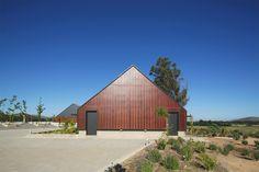 Centro de Investigación e Innovación Viña Concha y Toro, Pencahue, Región del MauleClaro + Westendarp arquitectos