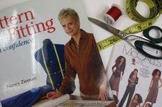 Pattern Fitting with Confidence/Learn Pattern Ease/Nancy Zieman   Nancy Zieman Blog